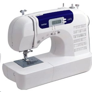 Brother CS6000i Sew Advance Sew Affordable 60–Stitch Computerized Free-Arm Sewing Machine