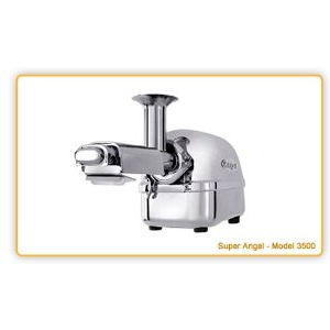 Super Angel 5500 Stainless Steel Living Juice Extractor