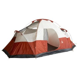 Coleman Red Canyon 17-Foot by 10-Foot 8-Person Modified Dome Tent