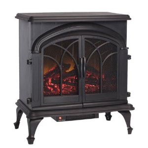 Fox Hill Electric Fireplace Stove