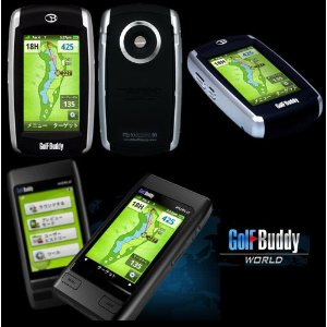 Golf Buddy World Platinum GPS Range Finder