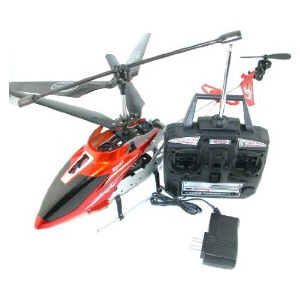 Syma S031G RC Helicopter with Lipo battery