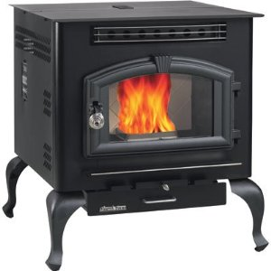 US Stove Multifuel Corn/Pellet Stove with Legs