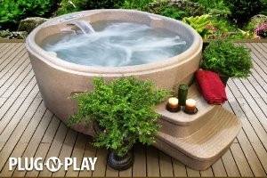 Lifesmart Rock Solid Luna Spa
