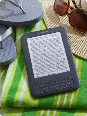 Kindle Wi-Fi e-Book Reader 6 Inch