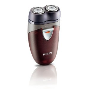 Philips Norelco HQ40/33 Shave on the Go Battery Razor