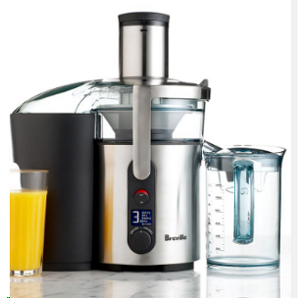 Breville BJE510XL Juice Fountain Multi-Speed Juicer