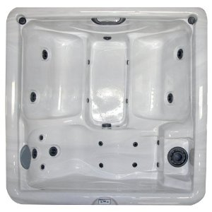 Home and Garden Spas 5 Person 19 Jet Hot Tub
