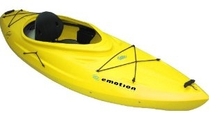 Emotion Comet Kayak