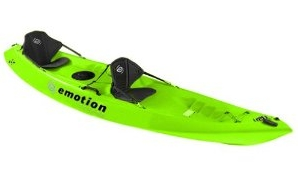 Emotion Comotion Kayak
