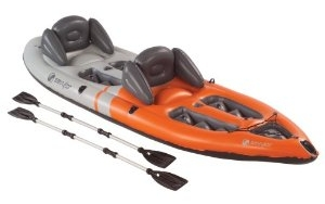 Sevylor Inflatable Sit-On-Top Kayak