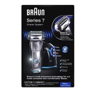 Braun Series 7- 790cc Pulsonic Shaver System